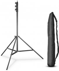 Walimex pro Light Stand AIR with Air Cushioning 355cm, 8kg