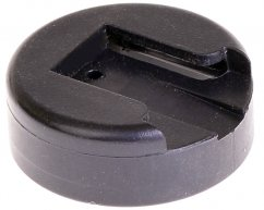 """forDSLR Plastic Holder with ColdShoe and Thread 1/4"""" Female"""