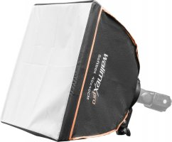 Walimex pro Softbox 40x40cm for Compact Flashes