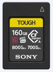 Sony 160GB CEA-G Series CFexpress Type A Memory Card