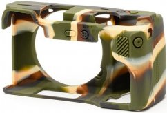 EasyCover Camera Case for Sony Alpha A6600 Camouflage