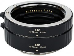 JJC AET-CRFII  Automatic Extension Tube 11+16mm for Canon RF