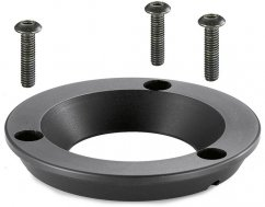 Manfrotto MVA060T, Adapter 75mm bowl to 60mm bowl