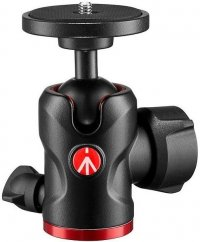 Manfrotto 494 Centre Ball Head with Universal Round Disc