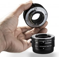 Walimex pro Auto Extension Ring Set for Fuji X