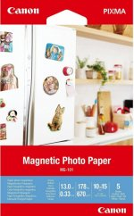 Canon MG-101 (10x15cm; 670g; 5 Sheets) Magnetic Photo Paper