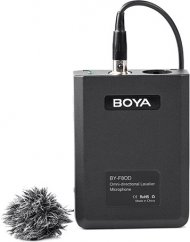 BOYA BY-F8OD Professional Omni Directional Lavalier Video/Instrument Microphone with Phantom Power