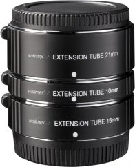 Walimex pro Auto Extension Ring Set for MFT