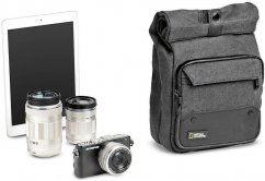 National Geographic WA Vertical Reporter (Grey / Black)