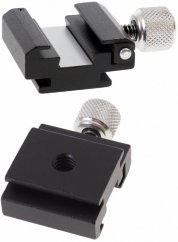 """B.I.G. Universal Accessory Shoe Mount With 1/4"""" Screw"""