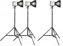 Walimex Daylight 150/150/150 Studio Set of Continuous Light