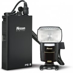 Nissin PS8 External Power Pack for Sony Flashes
