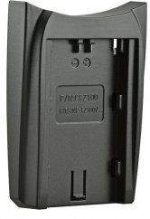 Jupio Charger Plate on Single or Dual Charger for Canon NB-6L