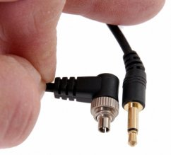 forDSLR PC sync cable - 3.5 mm jack