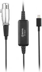 BOYA BY-BCA7 XLR to Lightning Connector Microphone Cable