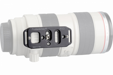 Quick Release for Telephoto Lens