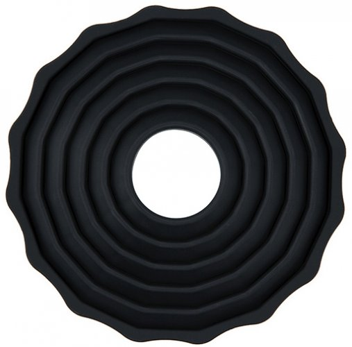 JJC LH-ARS Silicone Lens Hood for 53-72mm