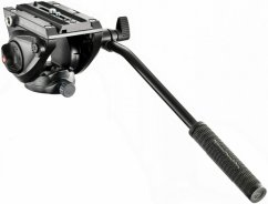 Manfrotto MVH500AH, 500 Fluid Video Head with flat base