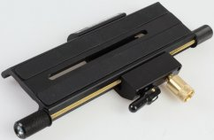 Manfrotto 454, Micro-positioning Sliding Plate