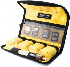 Vanguard ALTA BCL Battery and Memory Card Case