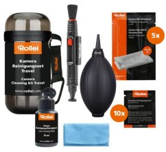 Rollei Camera Cleaning Kit Travel
