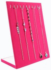 forDSLR Jewelry Holder pink, height 24cm