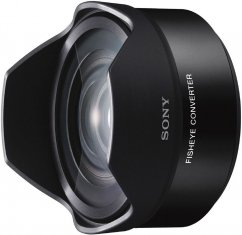 Sony VCL-ECF2 Fisheye Converter for SEL16F28 and SEL20F28 Lens