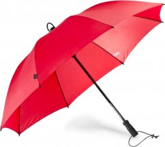 Walimex pro Swing Handsfree Umbrella with Carrier System (Red)