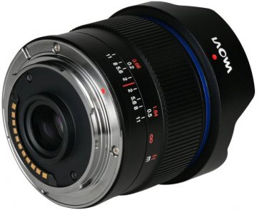 Electronic aperture control for Laowa 7.5mm f/2 for MFT