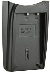 Jupio Charger Plate on Single or Dual Charger for Fujifilm NP-95