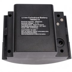 Helios battery for mobile studio flash
