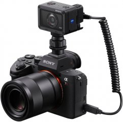 Sony VMC-MM2 Cable Release for RX0 Camcorder Cable, Black