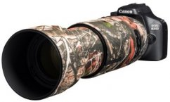 easyCover Lens Oaks Protect for Tamron 100-400mm f/4.5-6.3 Di VC USD Model A035 (Forest camouflage)