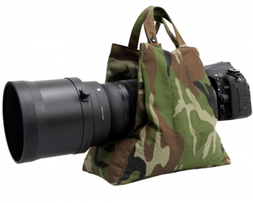 Special tripods & Support Sacks & Bags