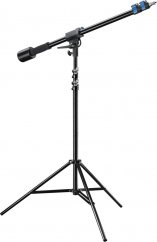 Walimex pro Boom Stand with Counterweight 115-400cm, 2-5kg