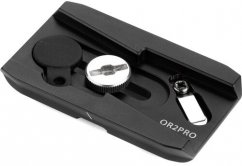 Benro QR2PRO Quick Release Plate for S2PRO Video Head