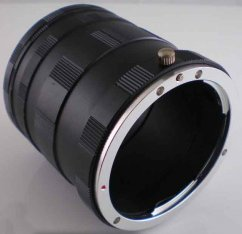 forDSLR Manual Extension Tube Set for Sony A