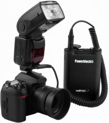 Walimex pro Powerblock Coiled Cord for Sony