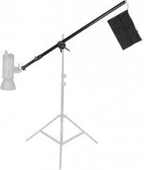 Walimex pro Boom 120-220cm with Counterweight Bag 120-220cm