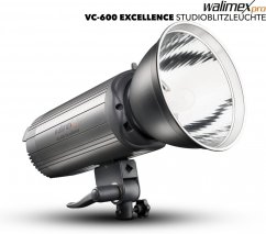 Walimex pro VC-600 Excellence Studio Flash