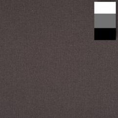 Walimex Fabric Background (100% cotton) 2.85x6m (Gray-brown)