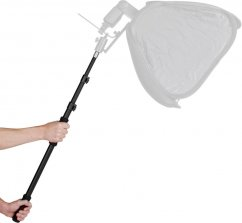 Walimex Telescop Extension Arm with Handle 63-163cm