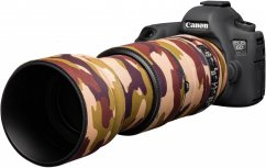 easyCover Lens Oaks Protect for Sigma 100-400mm f/5-6.3 DG OS HSM Contemporary (Brown camouflage)