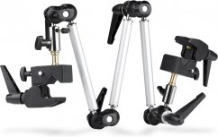Walimex Universal Hinged Bracket with Super Clamps