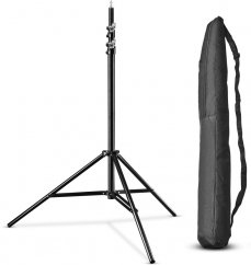 Walimex pro WT-806 Light Stand 256cm with spring damping