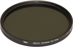 Syrp Large Variable Neutral Density ND Filter 82mm Kit (1 up to 8.5 stops)