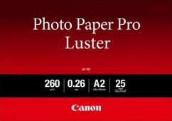 Canon LU-101 Luster Photo Paper Pro A2 - 25 Sheets