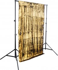 Walimex pro Sequins Background 130 x 200 cm (Gold)