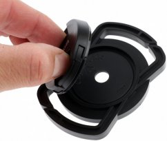 forDSLR Lens Cap Anti-Lost Buckle for Diameter 40, 49 and 62mm