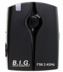 B.I.G. WTC-2 Wireless Camera Trigger Multifunction (equivalent to Olympus RM-CB2)